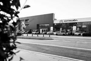 Citroen garage Van Houts Dendermonde